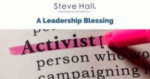 A leadership blessing